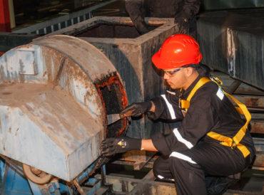 Limpieza de motores de extracción