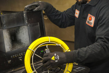 Video inspección de ductos